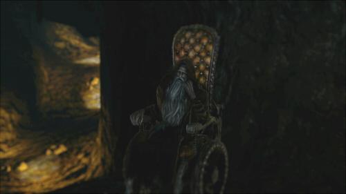 闇潜りのグランダル