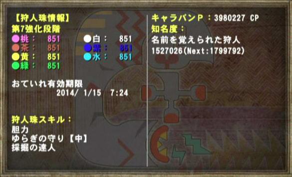 狩人珠-第7強化段階